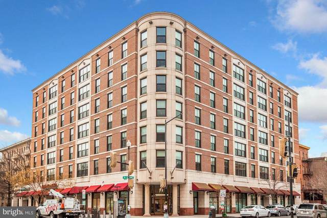 2750 14TH Street NW #209, WASHINGTON, DC 20009 (#DCDC509870) :: AJ Team Realty