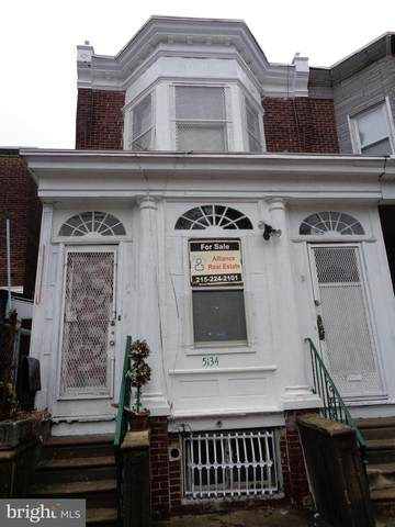 5134 N 12TH Street, PHILADELPHIA, PA 19141 (#PAPH990874) :: Jason Freeby Group at Keller Williams Real Estate