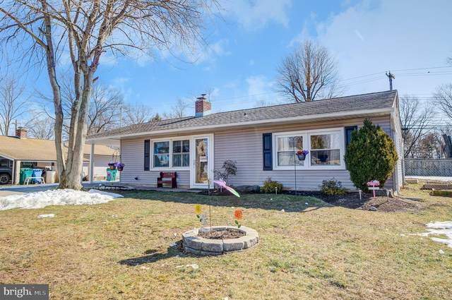 24 Outlook Lane, LEVITTOWN, PA 19055 (#PABU521234) :: ExecuHome Realty