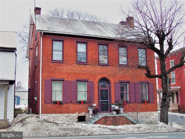 450 W Main Street, ANNVILLE, PA 17003 (#PALN118048) :: The Joy Daniels Real Estate Group