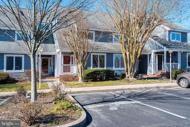 636 River Oak Court A3-Bs, SALISBURY, MD 21801 (#MDWC111818) :: AJ Team Realty