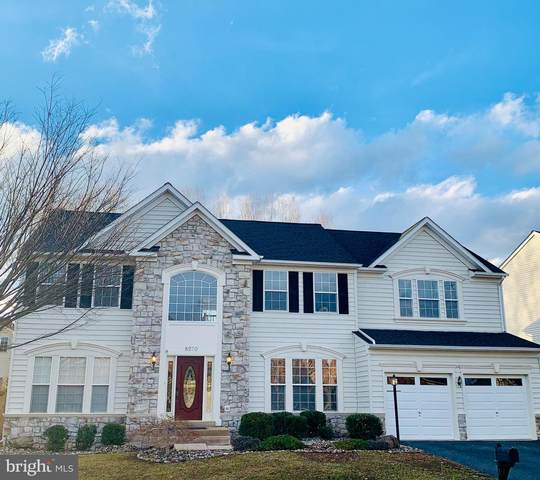 8270 Tenbrook Drive, GAINESVILLE, VA 20155 (#VAPW515732) :: Sunrise Home Sales Team of Mackintosh Inc Realtors