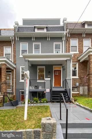 319 Varnum Street NW #2, WASHINGTON, DC 20011 (#DCDC509918) :: The Miller Team