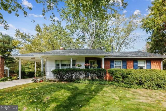 16720 Frontenac Terrace, ROCKVILLE, MD 20855 (#MDMC745984) :: Shamrock Realty Group, Inc