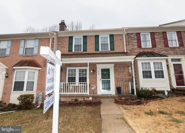 430 Oakton Way, ABINGDON, MD 21009 (#MDHR257014) :: AJ Team Realty