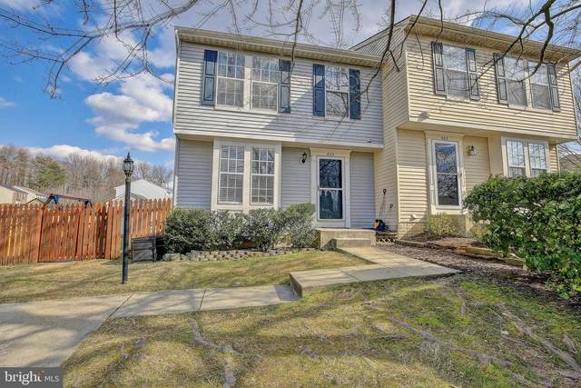833 Cinnamon Court, ODENTON, MD 21113 (#MDAA460330) :: Ultimate Selling Team