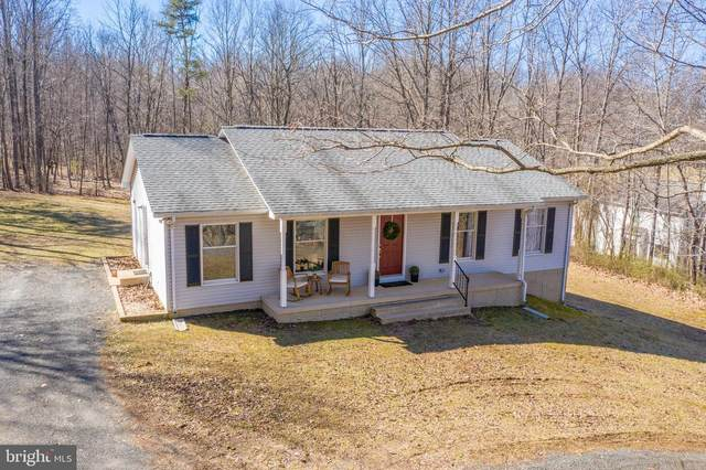 9537 Elihu Hill Road, MARSHALL, VA 20115 (#VAFQ169286) :: RE/MAX Cornerstone Realty