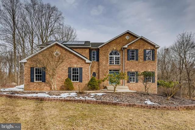 515 Garrison Forest Road, OWINGS MILLS, MD 21117 (#MDBC520890) :: The Riffle Group of Keller Williams Select Realtors