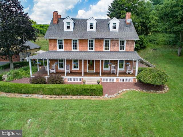 110 Lower Hopewell Road, OXFORD, PA 19363 (#PACT530130) :: The John Kriza Team