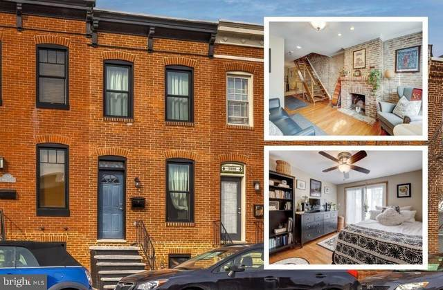 3326 Hudson Street, BALTIMORE, MD 21224 (#MDBA541212) :: Murray & Co. Real Estate