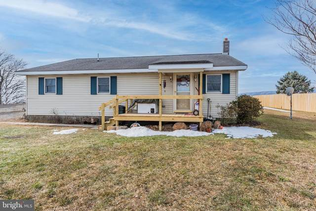 23 Clover Hill Road, NEWBURG, PA 17240 (#PACB132338) :: Iron Valley Real Estate