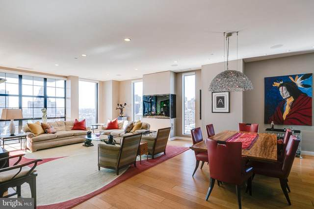 108 Arch Street #1002, PHILADELPHIA, PA 19106 (#PAPH991032) :: The Lux Living Group