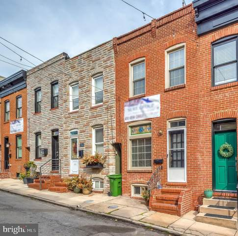 717 S Port Street, BALTIMORE, MD 21224 (#MDBA541218) :: The Riffle Group of Keller Williams Select Realtors