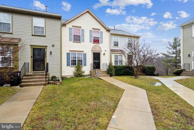 6064 S Hil Mar Circle, DISTRICT HEIGHTS, MD 20747 (#MDPG598016) :: The Putnam Group