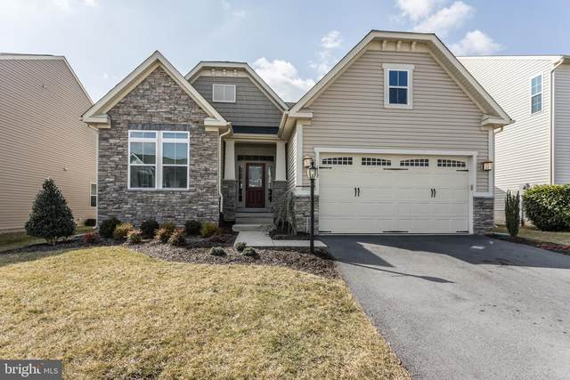 119 Lattice Drive, STEPHENSON, VA 22656 (#VAFV162376) :: Ultimate Selling Team