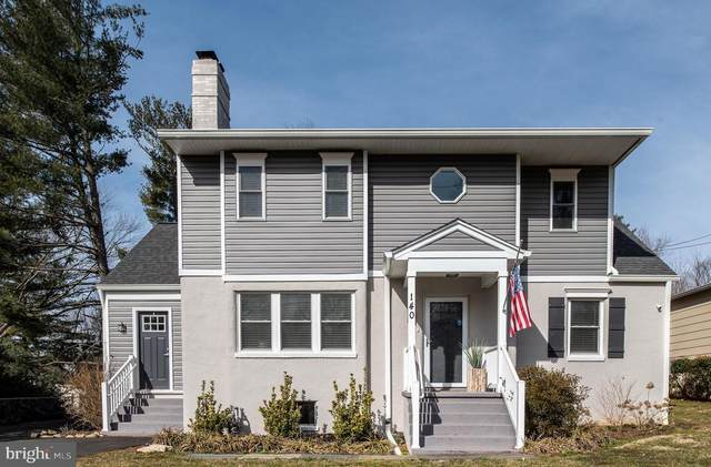 140 Frazier Road, WARRENTON, VA 20186 (#VAFQ169288) :: Debbie Dogrul Associates - Long and Foster Real Estate