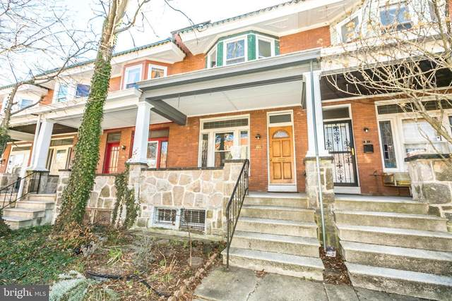 321 E 29TH Street, BALTIMORE, MD 21218 (#MDBA541232) :: Advance Realty Bel Air, Inc