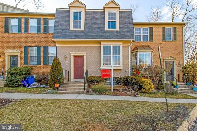 10340 Castlehedge Terrace, SILVER SPRING, MD 20902 (#MDMC746022) :: The Vashist Group
