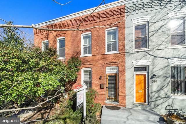 253 Warren Street NE, WASHINGTON, DC 20002 (#DCDC509984) :: The Matt Lenza Real Estate Team