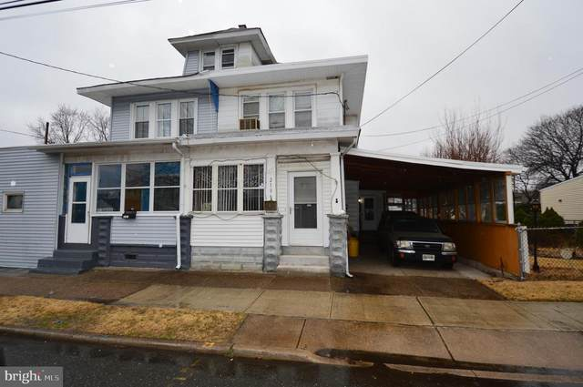 2106 S Clinton Avenue, HAMILTON, NJ 08610 (MLS #NJME308408) :: Team Gio | RE/MAX