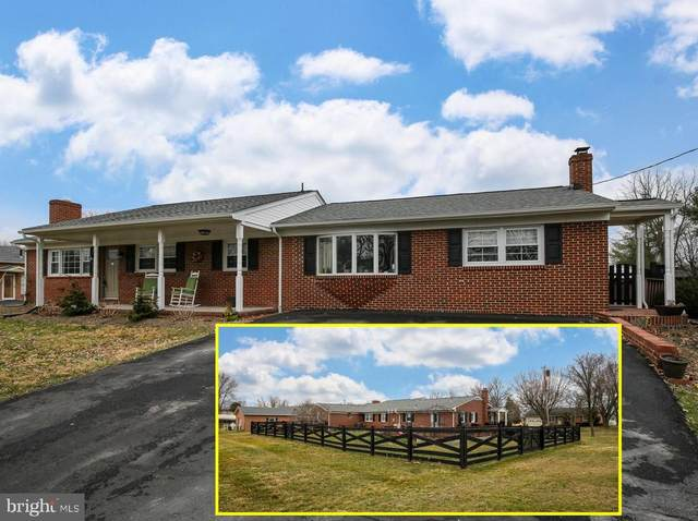 104 West Street, STEPHENS CITY, VA 22655 (#VAFV162382) :: Shawn Little Team of Garceau Realty