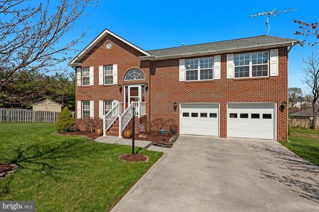 111 Orchid Court, WINCHESTER, VA 22602 (#VAFV162380) :: The Miller Team
