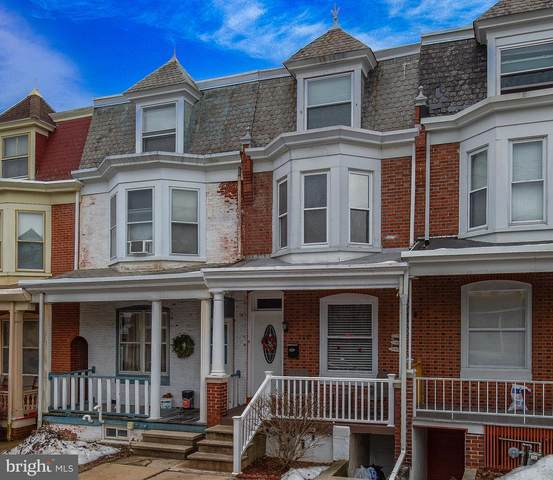 210 Jefferson Street, READING, PA 19605 (#PABK373922) :: Colgan Real Estate