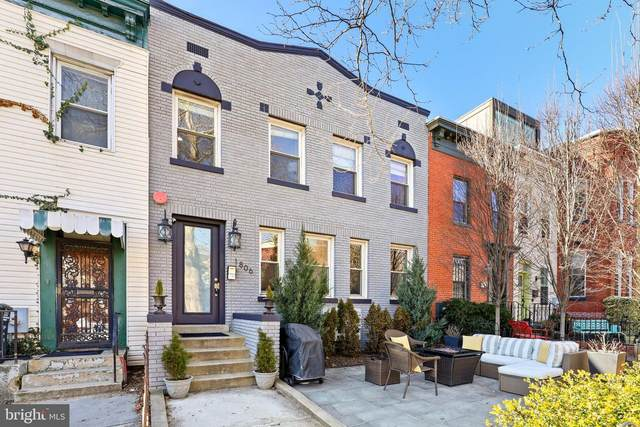 1806 6TH Street NW #102, WASHINGTON, DC 20001 (#DCDC510000) :: The Riffle Group of Keller Williams Select Realtors