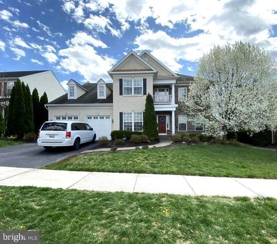 17509 Shale Drive, HAGERSTOWN, MD 21740 (#MDWA178040) :: Bruce & Tanya and Associates