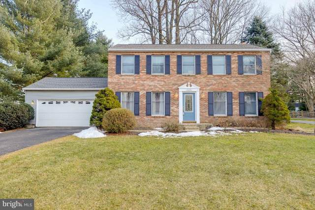 10031 Tanya Court, ELLICOTT CITY, MD 21042 (#MDHW290930) :: The Vashist Group