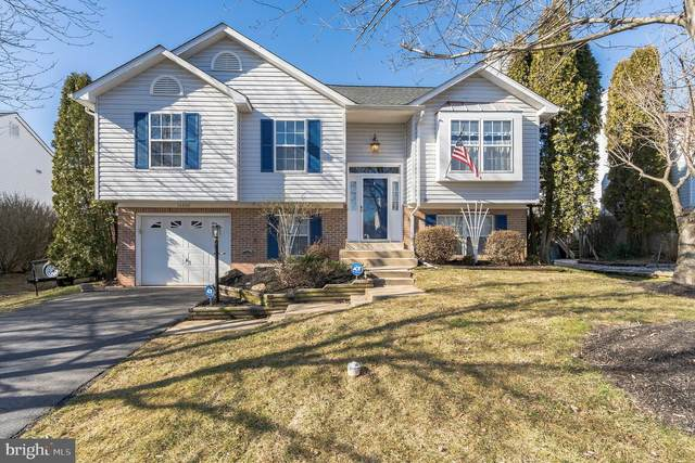 14202 Regent Court, WOODBRIDGE, VA 22193 (#VAPW515806) :: RE/MAX Cornerstone Realty