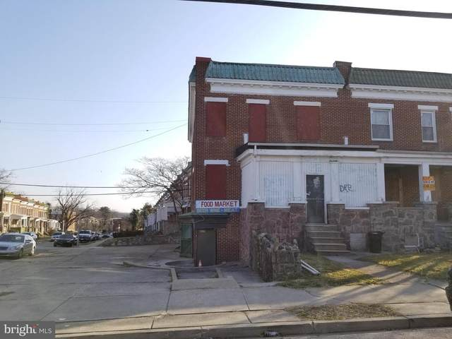 4229 Pimlico Road, BALTIMORE, MD 21215 (#MDBA541254) :: ExecuHome Realty