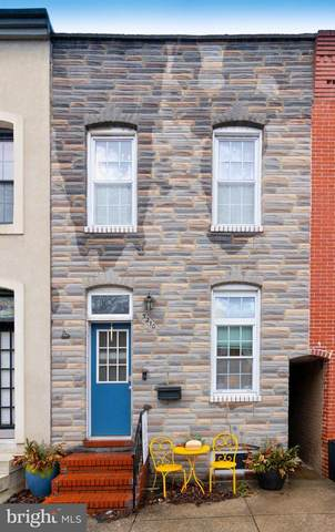 3210 Elliott Street, BALTIMORE, MD 21224 (#MDBA541256) :: AJ Team Realty