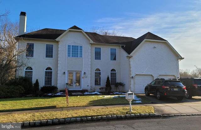 138 Renaissance Drive, CHERRY HILL, NJ 08003 (#NJCD414062) :: The Lux Living Group
