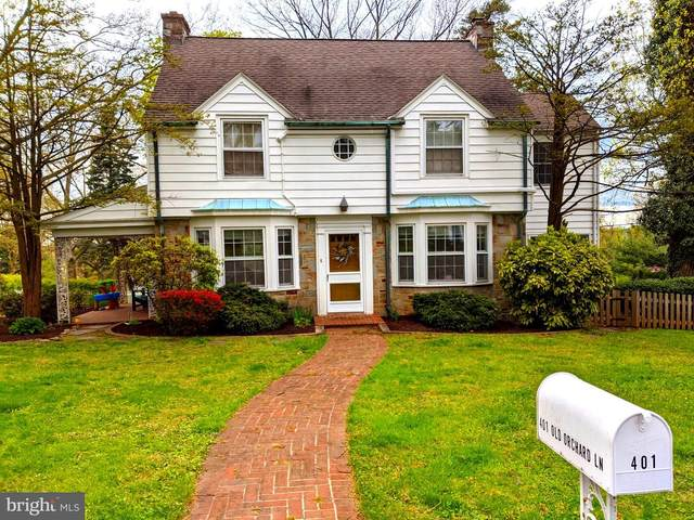 401 Old Orchard Lane, YORK, PA 17403 (#PAYK153574) :: The Joy Daniels Real Estate Group