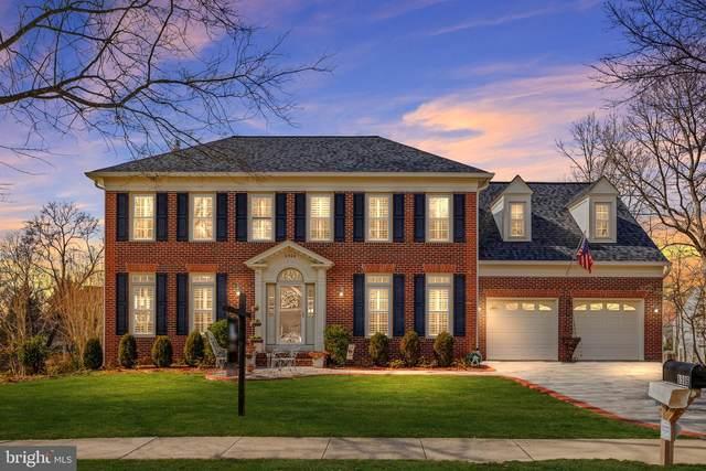 6506 Rock Crystal Drive, CLIFTON, VA 20124 (#VAFX1183284) :: Crossman & Co. Real Estate