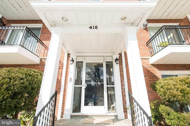 416 S Veitch Street #308, ARLINGTON, VA 22204 (#VAAR176996) :: Jennifer Mack Properties