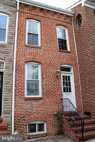 1132 Cooksie Street, BALTIMORE, MD 21230 (#MDBA541264) :: The Dailey Group