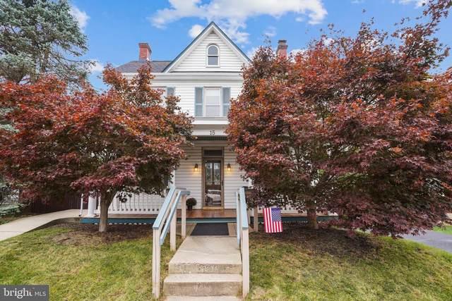 15 Maple Avenue, WALKERSVILLE, MD 21793 (#MDFR278378) :: Keller Williams Flagship of Maryland