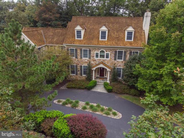 2 Harrison Drive, NEWTOWN SQUARE, PA 19073 (#PADE540294) :: LoCoMusings