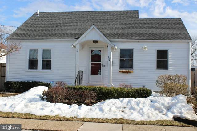 145 Partridge Avenue, TRENTON, NJ 08610 (#NJME308432) :: The Schiff Home Team