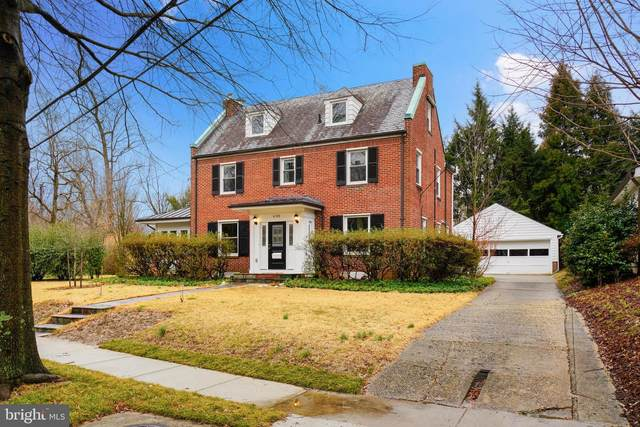 4100 Aspen Street, CHEVY CHASE, MD 20815 (#MDMC746072) :: Mortensen Team