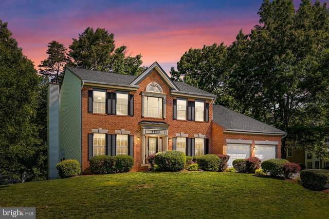 5935 Cambridge Drive, FREDERICKSBURG, VA 22407 (#VASP229184) :: Major Key Realty LLC