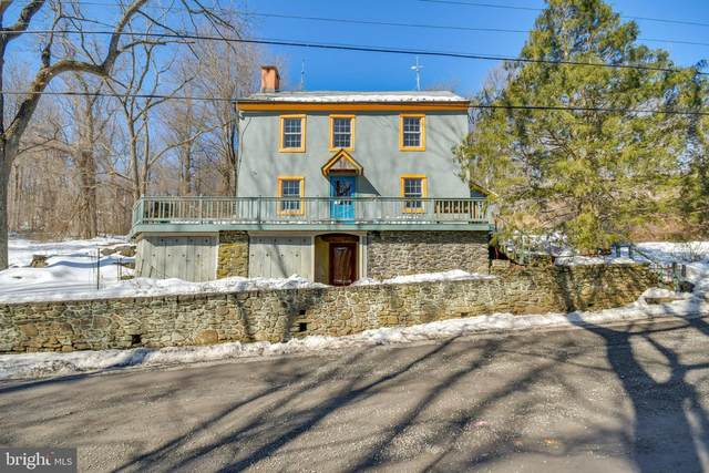 150 Woodland Drive, UPPER BLACK EDDY, PA 18972 (#PABU521318) :: Erik Hoferer & Associates
