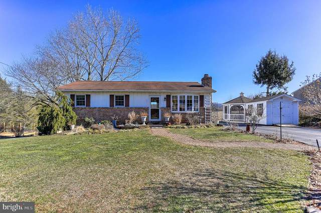 158 Protectory Road, ABBOTTSTOWN, PA 17301 (#PAYK153590) :: ExecuHome Realty