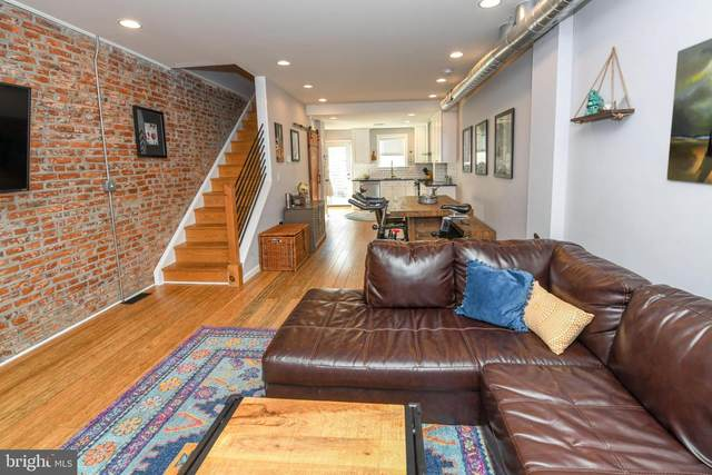 1315 N Newkirk Street, PHILADELPHIA, PA 19121 (#PAPH991230) :: The Matt Lenza Real Estate Team