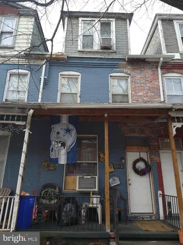 2212 Logan Street, HARRISBURG, PA 17110 (#PADA130602) :: Iron Valley Real Estate