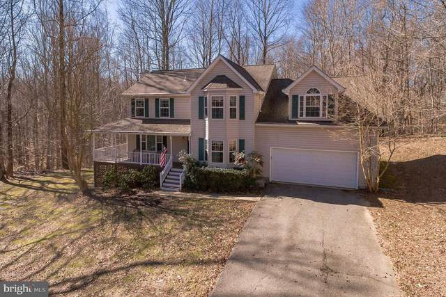 4225 Weeping Willow Lane, HUNTINGTOWN, MD 20639 (#MDCA181340) :: Bob Lucido Team of Keller Williams Integrity
