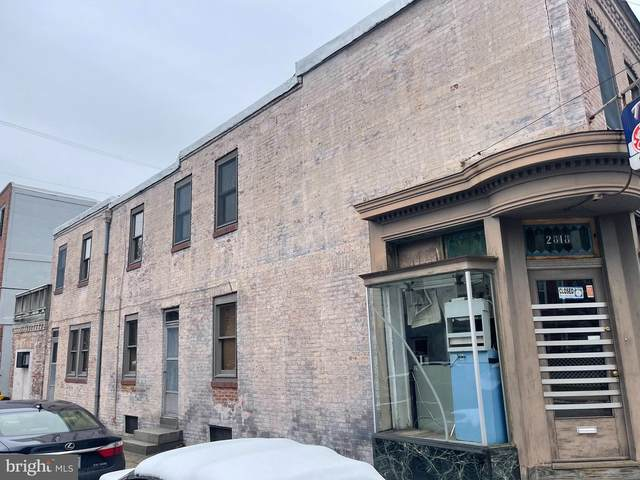 2818 O'donnell Street, BALTIMORE, MD 21224 (#MDBA541292) :: Murray & Co. Real Estate
