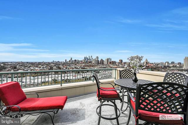 717 S Columbus Boulevard #1201, PHILADELPHIA, PA 19147 (#PAPH991306) :: Jason Freeby Group at Keller Williams Real Estate